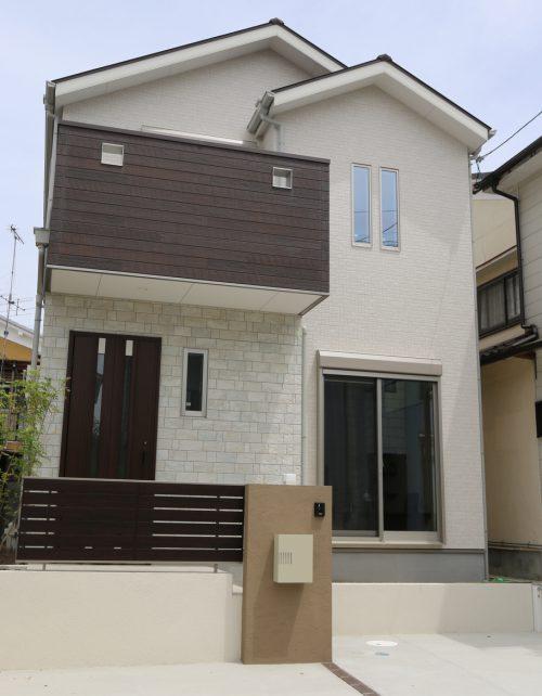 ライフステージ広野町尖山モデルハウス