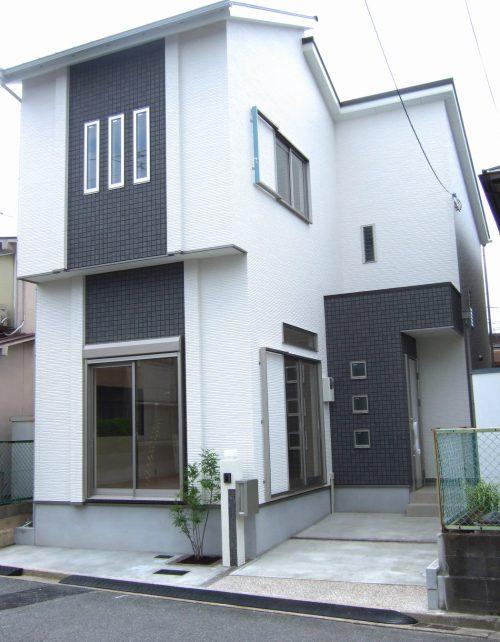 ライフステージ宇治小倉7号池モデルハウス 施工集