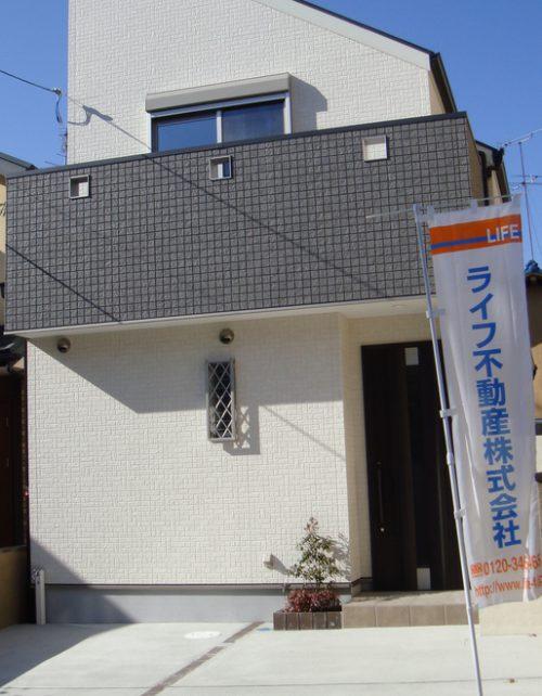 ライフステージ寺田宮ノ谷モデルハウス